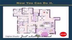 interior design floor plan template youtube