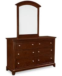 Bedroom Furniture Dresser Irvine Bedroom Furniture 6 Drawer Dresser Furniture Macy S