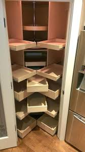 shelf genie pull out pantry shelves create more storage diy slide