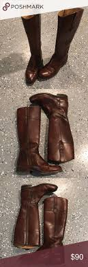 used womens boots size 9 frye s button size 9 redwood knee boot