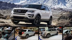 ford explorer package amazing 2017 ford explorer xlt sport appearance package