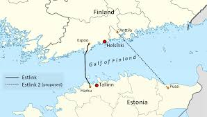 Baltic States Map Baltic Dependence On Russian Gas About To End Global Risk Insights