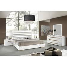 modern white bedroom sets allmodern