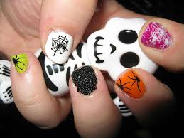 halloween nail designs to celebrate halloween nail laque and