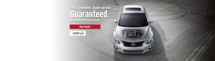 new and used nissan dealership in oak ridge oak ridge nissan