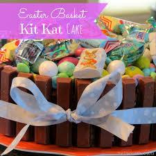 easter basket kit kat cake the taylor house