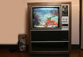 Vintage Tv Stands For Sale How To Convert An Old Tv Into A Fish Tank 15 Steps