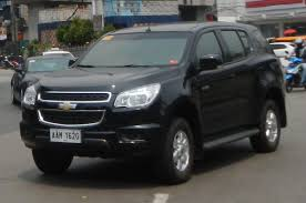 chevrolet trailblazer wikiwand