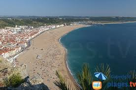 chambre d hote nazare portugal plage de nazaré à nazaré portugal région centre plages tv