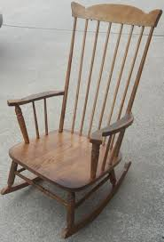 Wooden Rocking Chair For Nursery Rocking Chair Wooden Ebay Uk U Used Chairs For Nursery Ideas