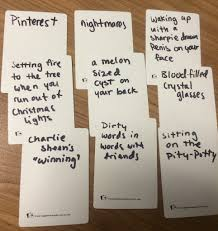 words against humanity cards cards against humanity blank cards use to write out