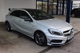 mercedes a45 used mercedes a45 amg for sale kintore aberdeenshire