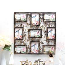 wall ideas 20 amazing diy home decor ideas photo collage wall