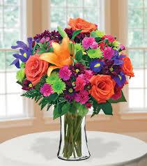 bouquet flowers vibrant bouquet blooms today