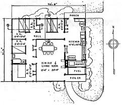 farm house plan house plans from 1935 featured international style plans