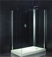 walk in shower kits image of walk in shower kits side