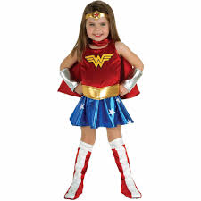 wonder woman toddler halloween costume size 3t 4t walmart com