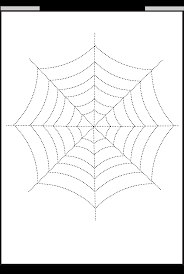 Halloween Activity Sheets And Printables Halloween Tracing And Coloring Sheets Preschool Pinterest