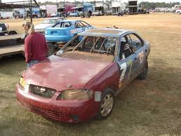 nissan sentra race car dirt track racer new to site