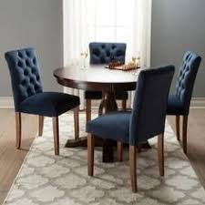 Target Dining Room Chairs Love It Minus The White Table Threshold Brookline Tufted Dining