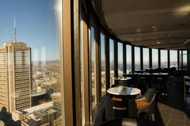 ciel de bar cuisine ciel bistro bar tournant restaurants québec city borough of la
