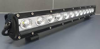 20 single row led light bar highlander sr series single row led light bar pirate4x4 com