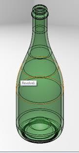 cylindrical bottle u2013 wine bottle design communication 3