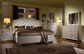 glam crystal tufted leather bed beds and bedding pinterest