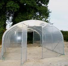 serre tunelle de jardin serre tunnel de jardin izella 4m x 8m