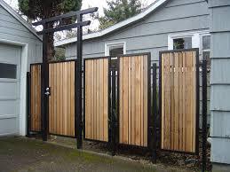 Small Backyard Fence Ideas Garden Design Garden Design With Backyard Privacy Ideas Home