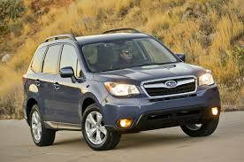widebody subaru forester 2014 subaru forester 2 5i premium manual first test motor trend
