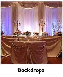 Wedding Backdrop Ideas For Reception Wedding Ceiling Decor Draping Kits