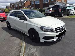 mercedes benz a200 amg line upgraded in radcliffe manchester