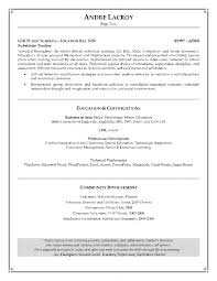Job Resume Format For Teacher by Amazing Teacher Resume Examples 2016 For Elementary Top