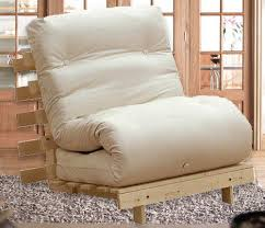 top single futon chair d47 in stylish home designing inspiration