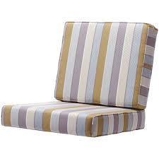 Deep Seat Patio Chair Cushions Home Decorators Collection Milano Dawn Sunbrella 25 In X 46 In