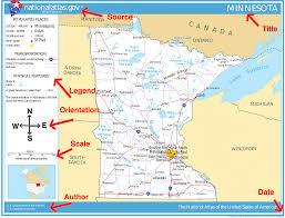 Minnesota Usa Map by Wms Swanson Mn Studies Todalss