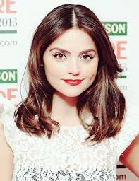 doctors and work hairstyles 9 best jenna coleman images on pinterest doctor who doctor who