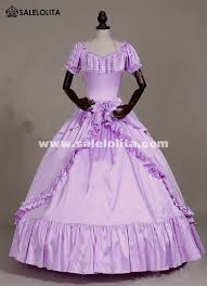 Victorian Costumes Halloween Brand Violet Southern Belle Masquerade Period Ball Gown
