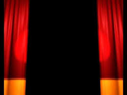 Theater Drop Curtain Stage Curtains Animation Theater Curtain Free Download