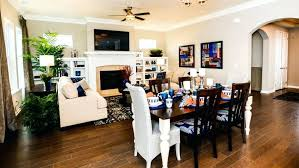 Living Room Dining Table Living Room Dining Room Lighting A Living Room With Dining Table