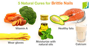 menopause 5 natural cures for brittle nails