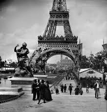Eiffel Tower Floor Plan Eiffel Tower U0027s Construction From Start To Finish Photos Abc News
