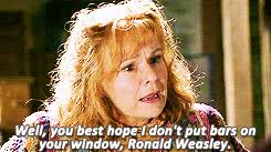 Meme Molly - mine molly weasley hp hp meme hpedit molly is so important and so