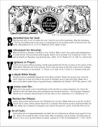 a prayer for revival loving at home
