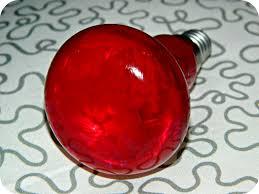 christmas lightbulb crafts a robin red rose mummy