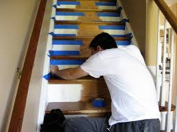 refinishing and re screening your hardwood stairs u2014 844 my stair