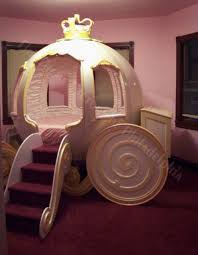 Kid Bedroom Ideas by Best 25 Carriage Bed Ideas On Pinterest Disney Princess