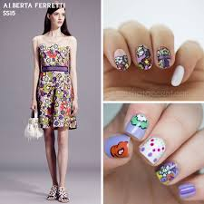 fashion inspiration collaboration nail that accent