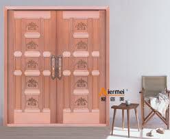 china product copper garage doors design main entrance door modern